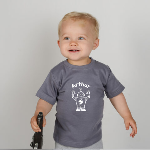 tshirt robot