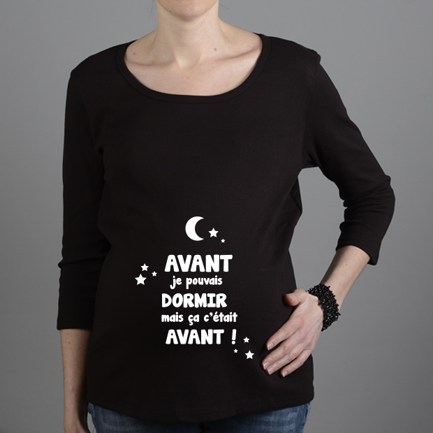 le parfum de la beaut tee shirt humour femme enceinte. Black Bedroom Furniture Sets. Home Design Ideas