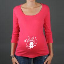 tee shirt de grossesse