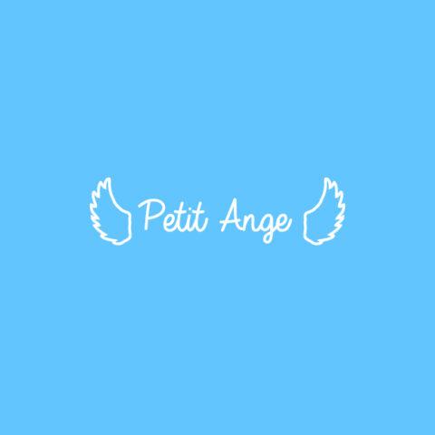 bonnet de naissance petit ange