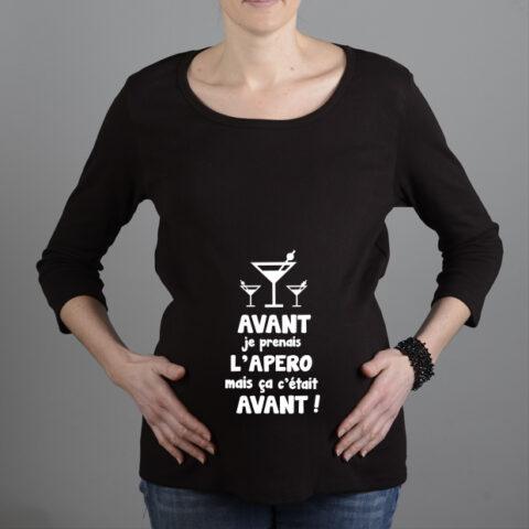 tee shirt grossesse